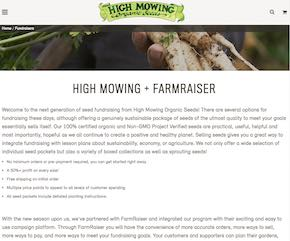 FarmRaiser makes it easy to launch your fundraising business